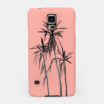 Thumbnail image of Palm Trees - Apricot Blush Cali Summer Vibes #1 #decor #art Handyhülle für Samsung, Live Heroes