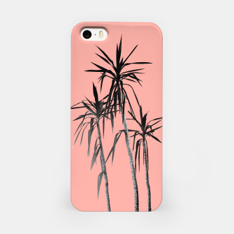 Thumbnail image of Palm Trees - Apricot Blush Cali Summer Vibes #1 #decor #art iPhone-Hülle, Live Heroes
