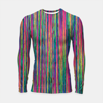 Thumbnail image of Abstract 6 Longsleeve rashguard , Live Heroes