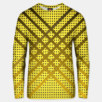 Thumbnail image of Happy Yellow Cotton sweater, Live Heroes
