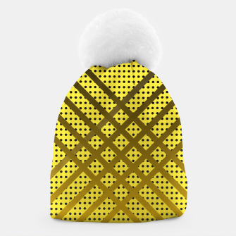 Thumbnail image of Happy Yellow Beanie, Live Heroes
