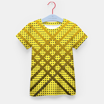 Thumbnail image of Happy Yellow Kid's t-shirt, Live Heroes