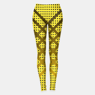 Thumbnail image of Happy Yellow Leggings, Live Heroes