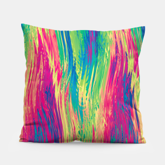 Thumbnail image of Rainbow 22 Pillow, Live Heroes
