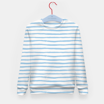 Thumbnail image of Blue sea Kid's sweater, Live Heroes