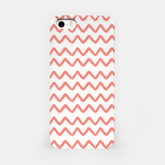 Thumbnail image of Zigzag  iPhone Case, Live Heroes