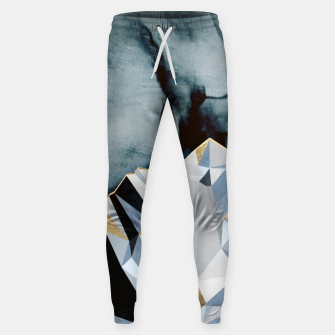 Thumbnail image of Midnight Peaks Cotton sweatpants, Live Heroes