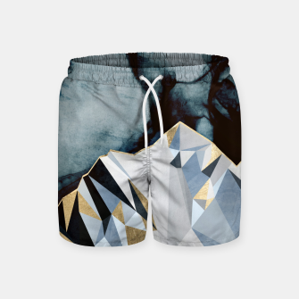 Thumbnail image of Midnight Peaks Swim Shorts, Live Heroes