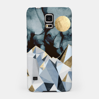 Thumbnail image of Midnight Peaks Samsung Case, Live Heroes