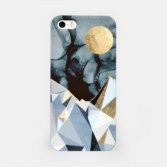 Thumbnail image of Midnight Peaks iPhone Case, Live Heroes
