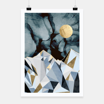 Thumbnail image of Midnight Peaks Poster, Live Heroes