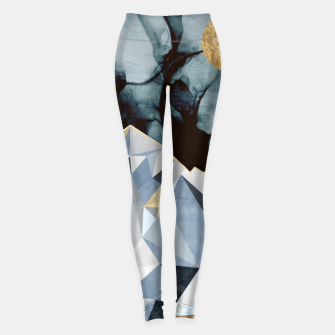 Thumbnail image of Midnight Peaks Leggings, Live Heroes