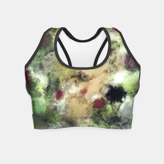 Thumbnail image of Sediment Crop Top, Live Heroes
