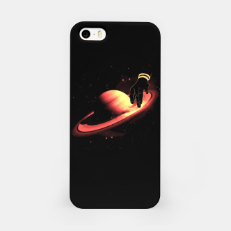 Miniature de image de Saturntable iPhone Case, Live Heroes