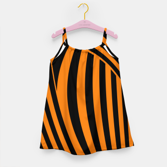 Miniature de image de Modern Sunset Girl's dress, Live Heroes