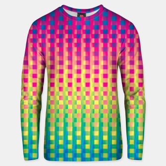 Thumbnail image of Rainbow 19 Cotton sweater, Live Heroes