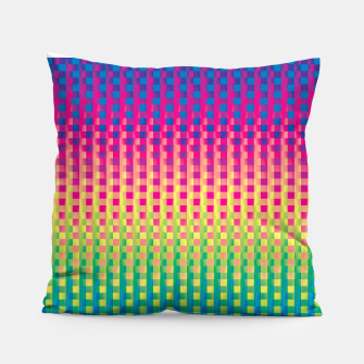 Thumbnail image of Rainbow 19 Pillow, Live Heroes