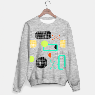 Thumbnail image of Geometric Funky Colorful Bold Design Sweater regular, Live Heroes