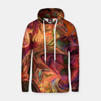 Thumbnail image of Sand splash Cotton hoodie, Live Heroes