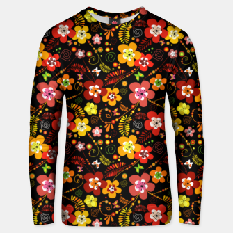 Thumbnail image of Sunset Love Cotton sweater, Live Heroes