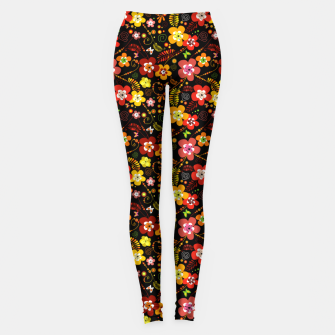Thumbnail image of Sunset Love Leggings, Live Heroes