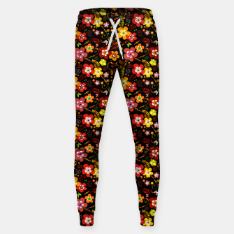 Thumbnail image of Sunset Love Cotton sweatpants, Live Heroes
