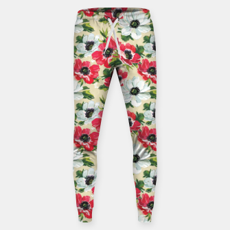 Thumbnail image of Morning Love Cotton sweatpants, Live Heroes