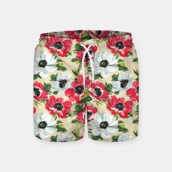 Thumbnail image of Morning Love Swim Shorts, Live Heroes