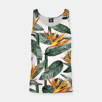 Thumbnail image of Bird Of Paradise Pattern  Tank Top, Live Heroes