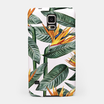 Thumbnail image of Bird Of Paradise Pattern  Samsung Case, Live Heroes