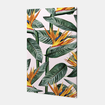 Thumbnail image of Bird Of Paradise Pattern  Canvas, Live Heroes