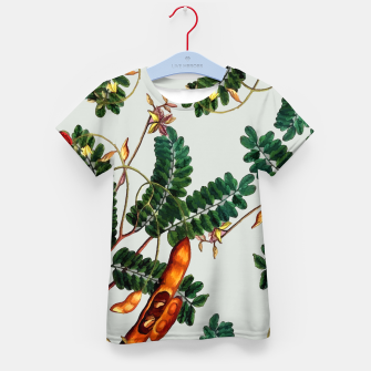 Thumbnail image of Under the Tamarind Tree Kid's t-shirt, Live Heroes