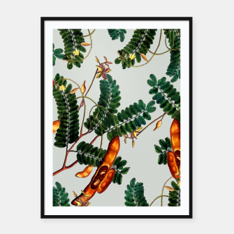 Thumbnail image of Under the Tamarind Tree Framed poster, Live Heroes