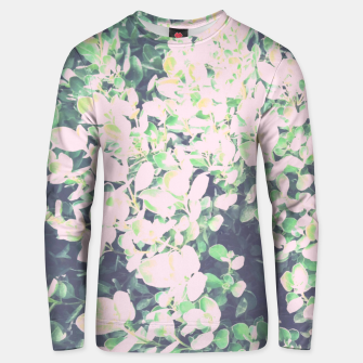 Thumbnail image of Foliage Pattern V7 Cotton sweater, Live Heroes
