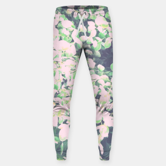 Thumbnail image of Foliage Pattern V7 Cotton sweatpants, Live Heroes