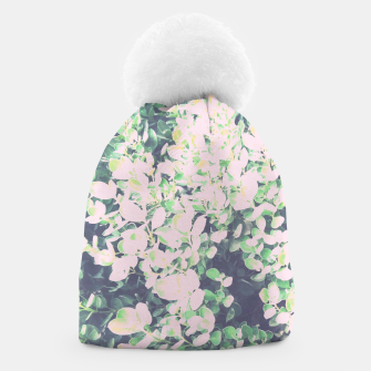 Thumbnail image of Foliage Pattern V7 Beanie, Live Heroes