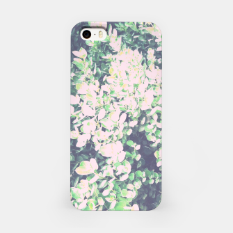 Thumbnail image of Foliage Pattern V7 iPhone Case, Live Heroes