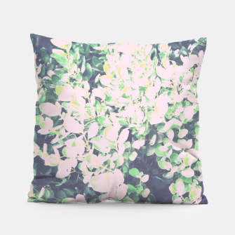 Thumbnail image of Foliage Pattern V7 Pillow, Live Heroes