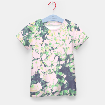 Thumbnail image of Foliage Pattern V7 Kid's t-shirt, Live Heroes