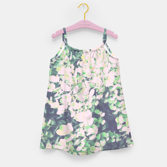 Thumbnail image of Foliage Pattern V7 Girl's dress, Live Heroes