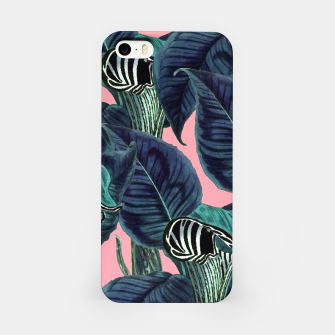 Thumbnail image of Tropical Flower Pattern iPhone Case, Live Heroes