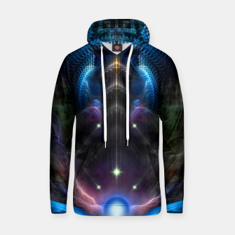 Thumbnail image of HTL Mech Cotton hoodie, Live Heroes
