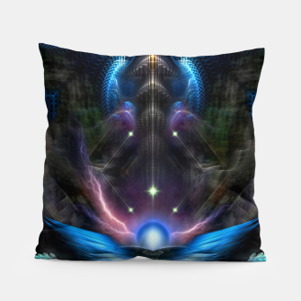 Thumbnail image of HTL Mech Pillow, Live Heroes