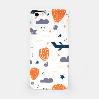 Thumbnail image of air transport iPhone Case, Live Heroes