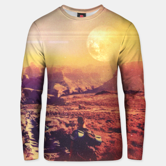 Thumbnail image of Globetrotter Cotton sweater, Live Heroes