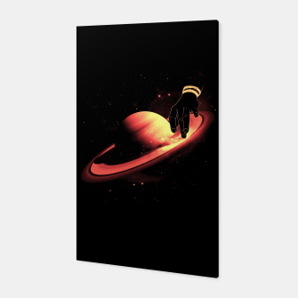 Thumbnail image of Saturntable Canvas, Live Heroes