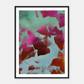 Thumbnail image of Ivy Framed poster, Live Heroes