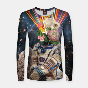 Imagen en miniatura de My Impossible Woman cotton sweater, Live Heroes