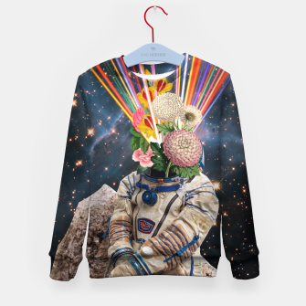 Miniatur My Impossible Kid's sweater, Live Heroes