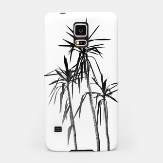 Thumbnail image of Palm Trees - White Cali Summer Vibes #1 #decor #art Handyhülle für Samsung, Live Heroes